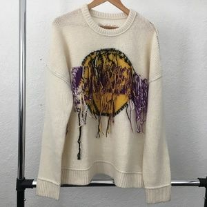 Zadig & Voltaire Cashmere Los Angeles Lakers NBA
